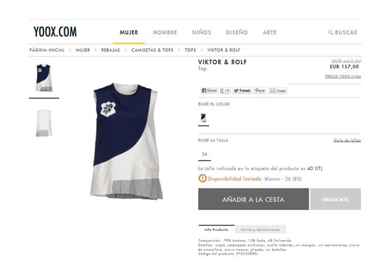 VR blouse