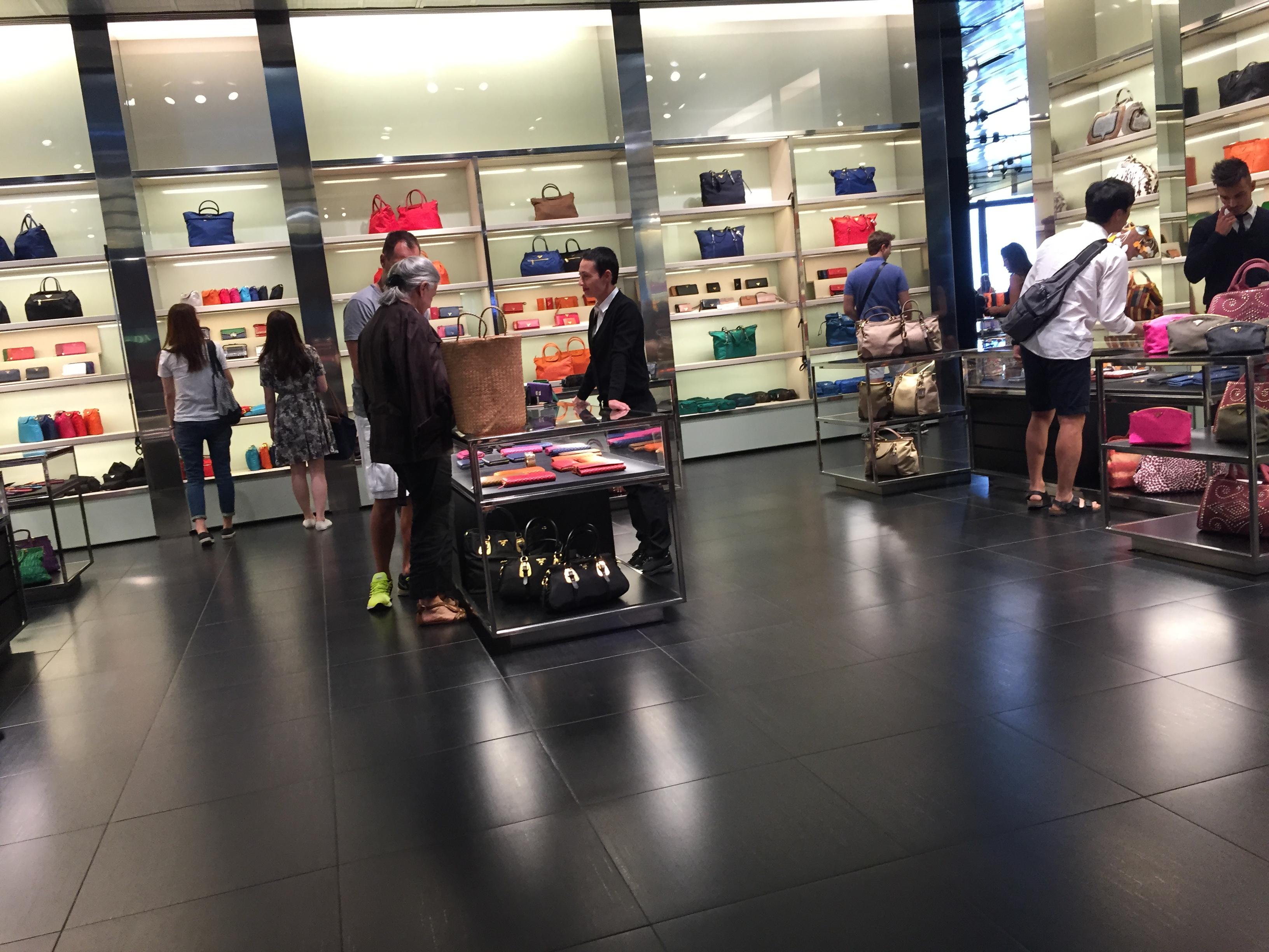 Prada Nylon Bags Outlet
