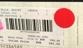 dress price