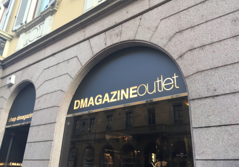 Day of Outlet Shopping in Milan – SPENDERS PARADISE
