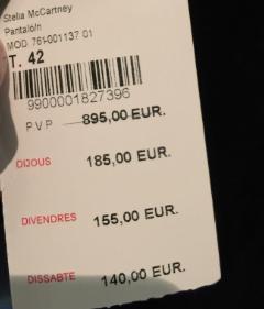 stella pants price