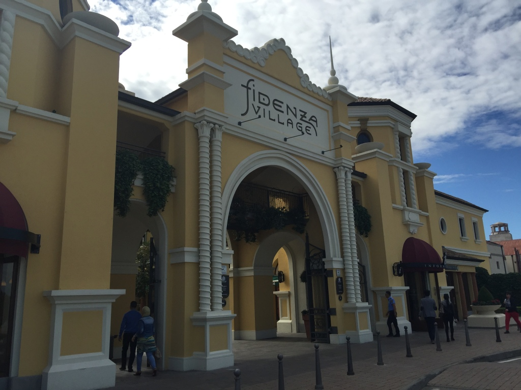 Outlet Review: Fidenza Village Prices – SPENDERS PARADISE